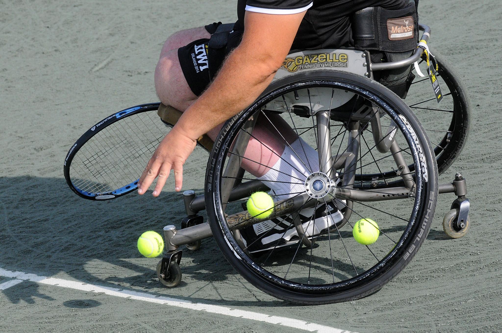 Schrameyer wins ITF's Brad Parks Award for 2021