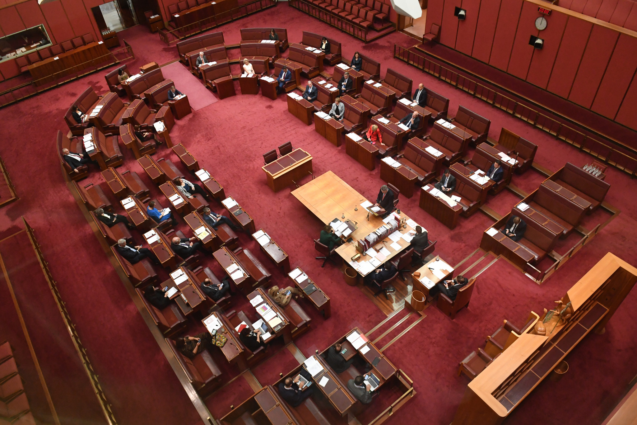 Australia's Government reportedly wants to name and shame institutions not signed up to the National Redress Scheme ©Getty Images