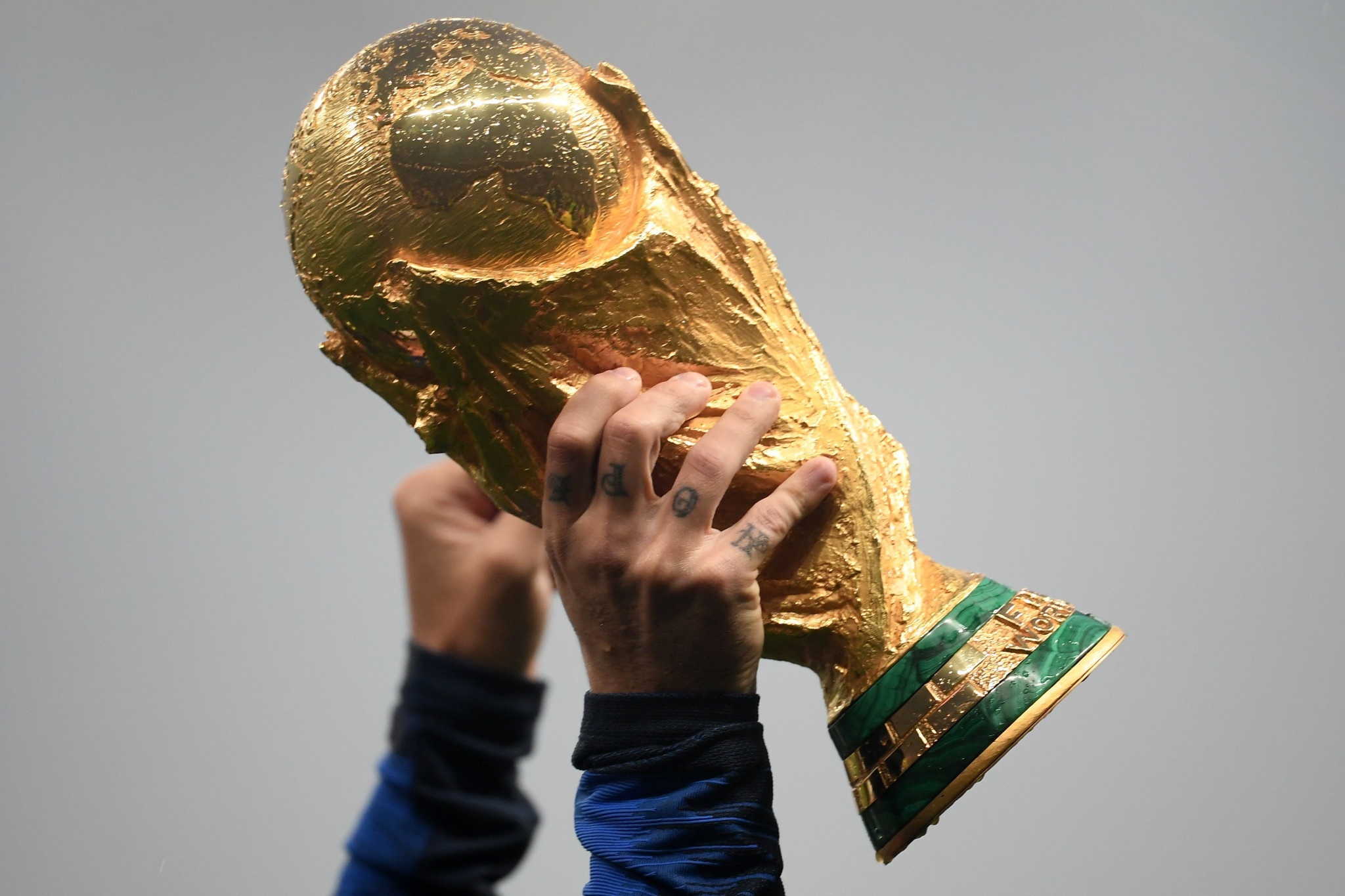 A five-nation bid for the 2030 FIFA World Cup has been backed by the UK Government ©Getty Images