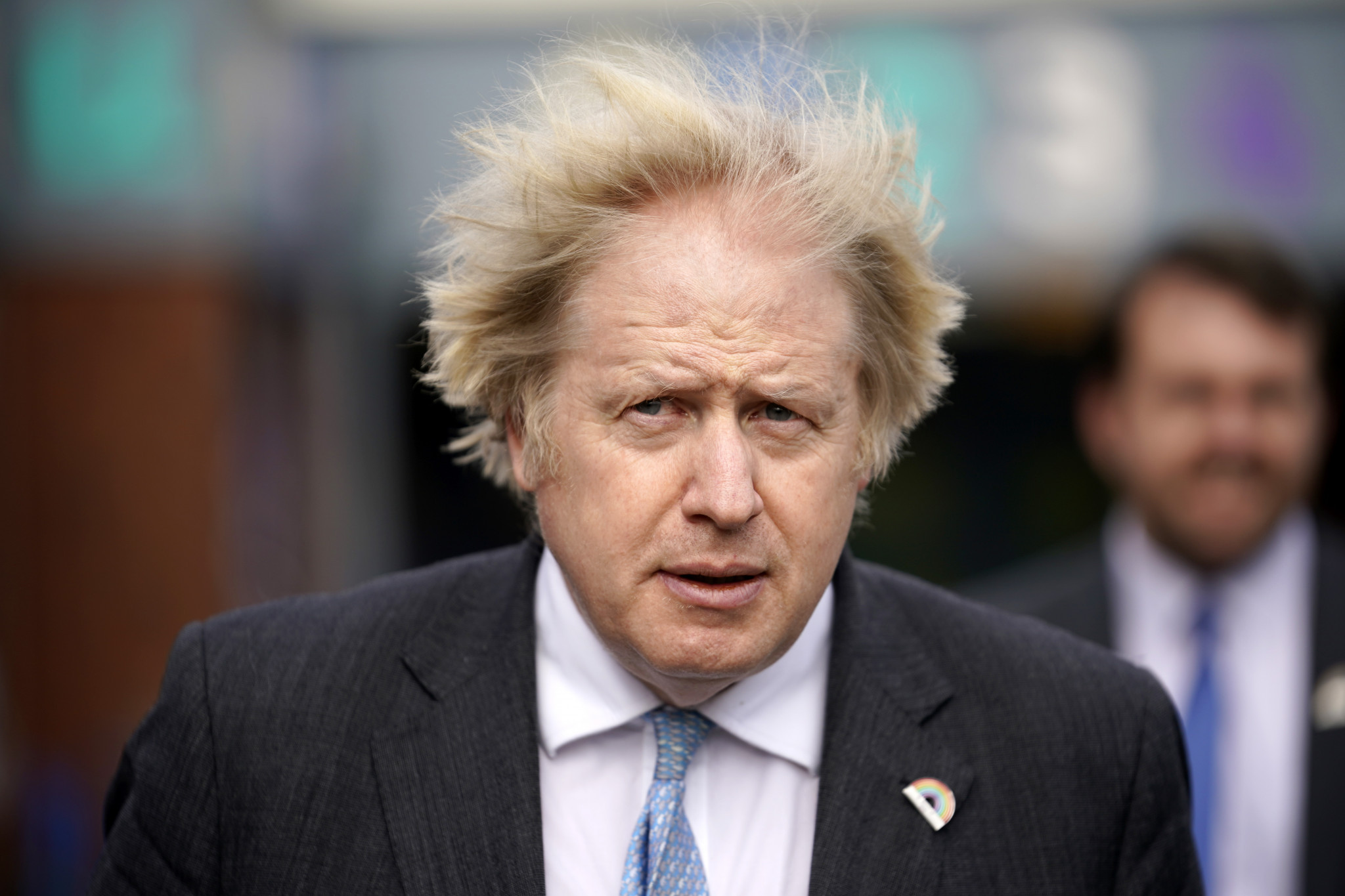UK Prime Minister Boris Johnson has backed a bid for the 2030 FIFA World Cup ©Getty Images