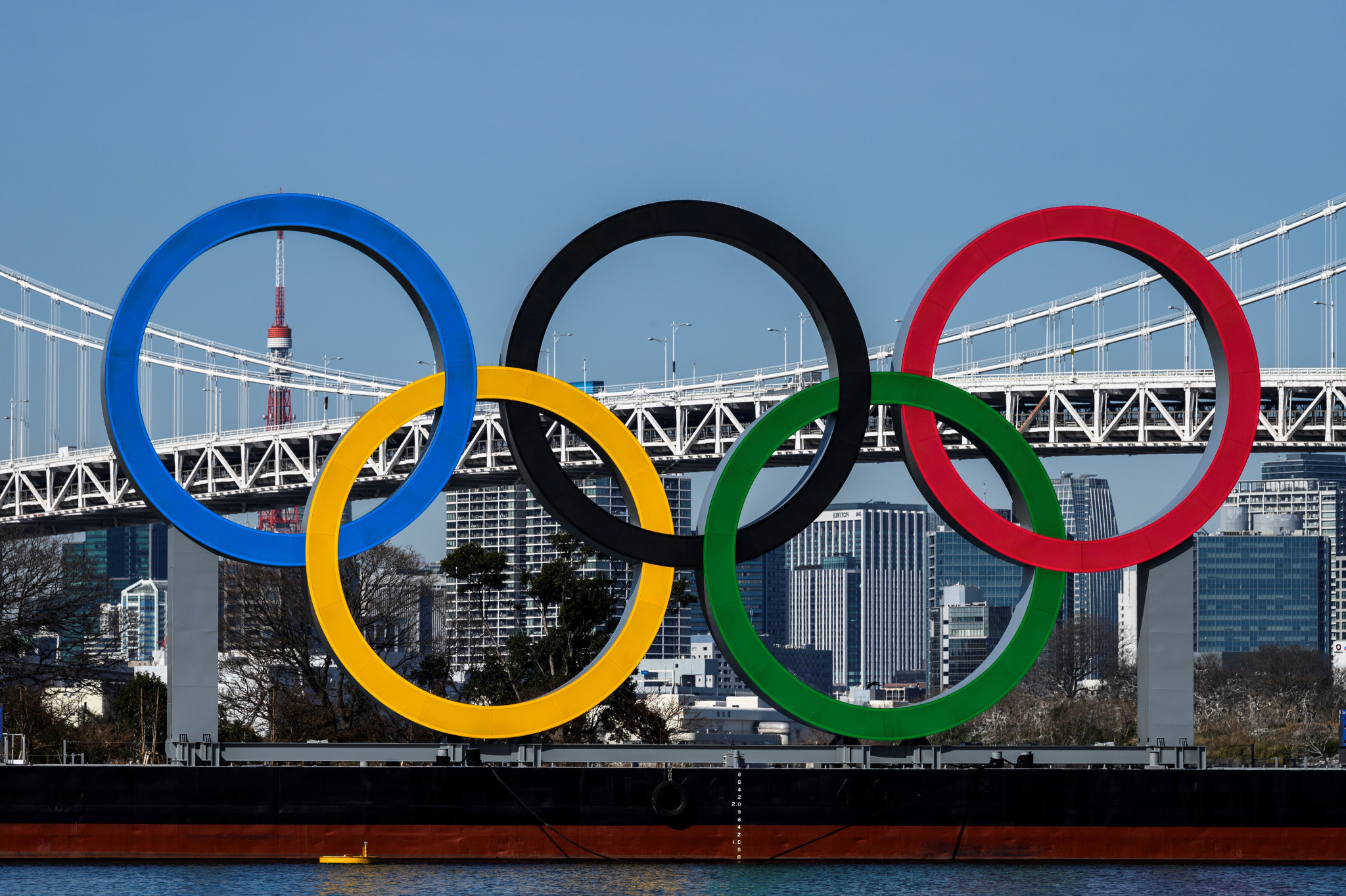 Tokyo 2020 is to be held without international spectators ©Getty Images