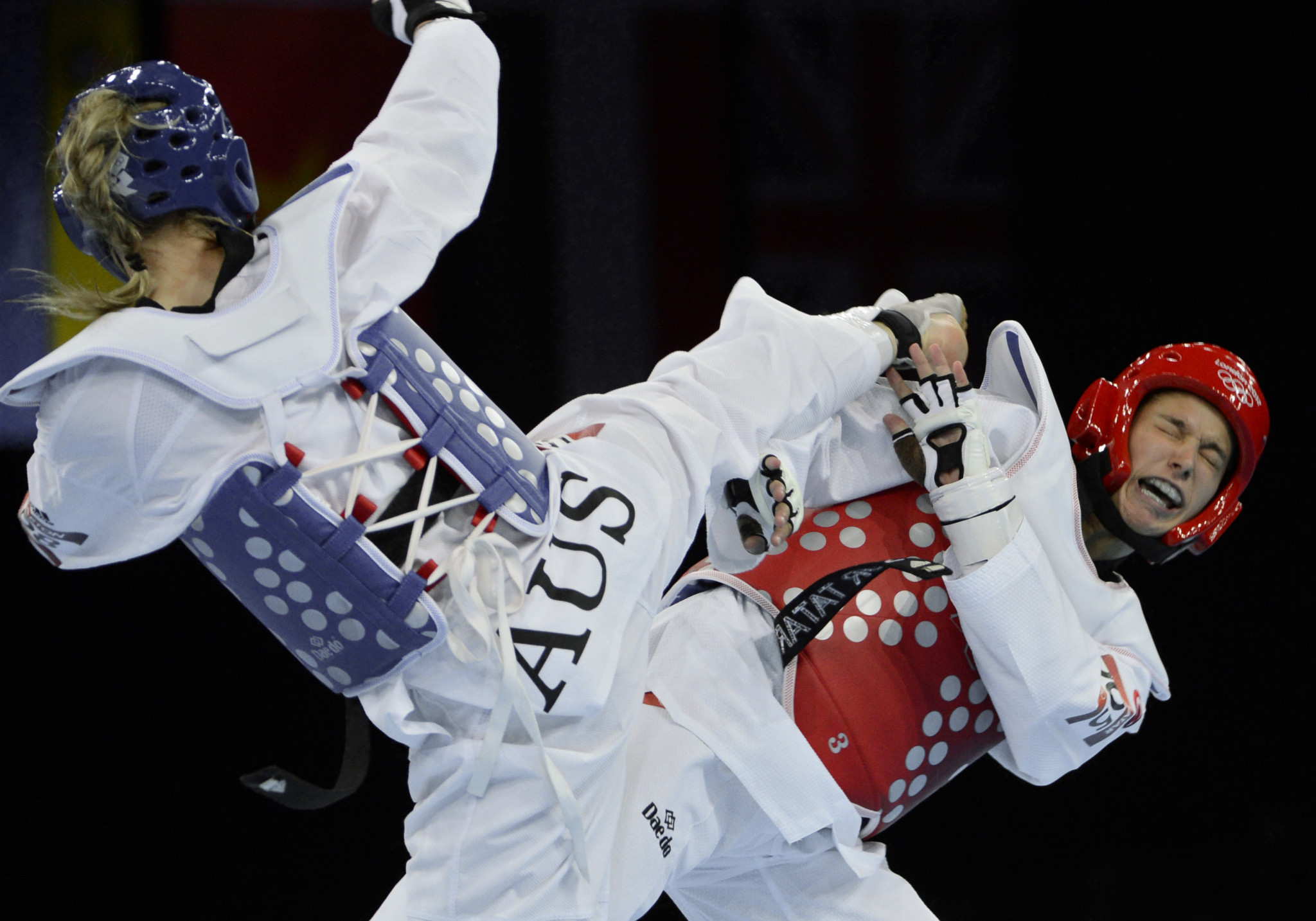 Australia has planned its qualifiers for the World Taekwondo Championships ©Getty Images