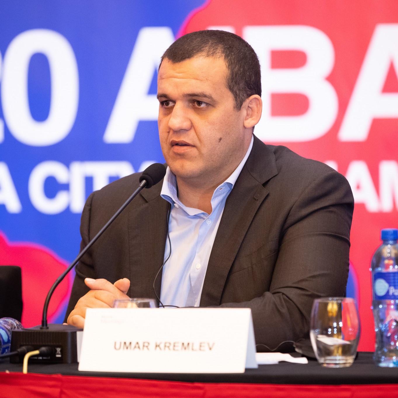Umar Kremlev becomes AIBA's first permanent President since Gafur Rakhimov ©AIBA