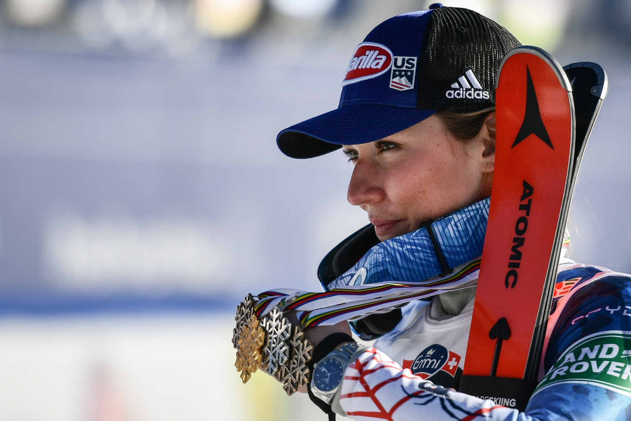 """Shiffrin calls for """"more consideration"""" when selecting Olympic hosts amid Beijing 2022 controversy"""