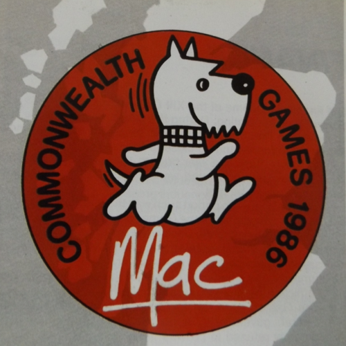 Edinburgh 1986: Mac