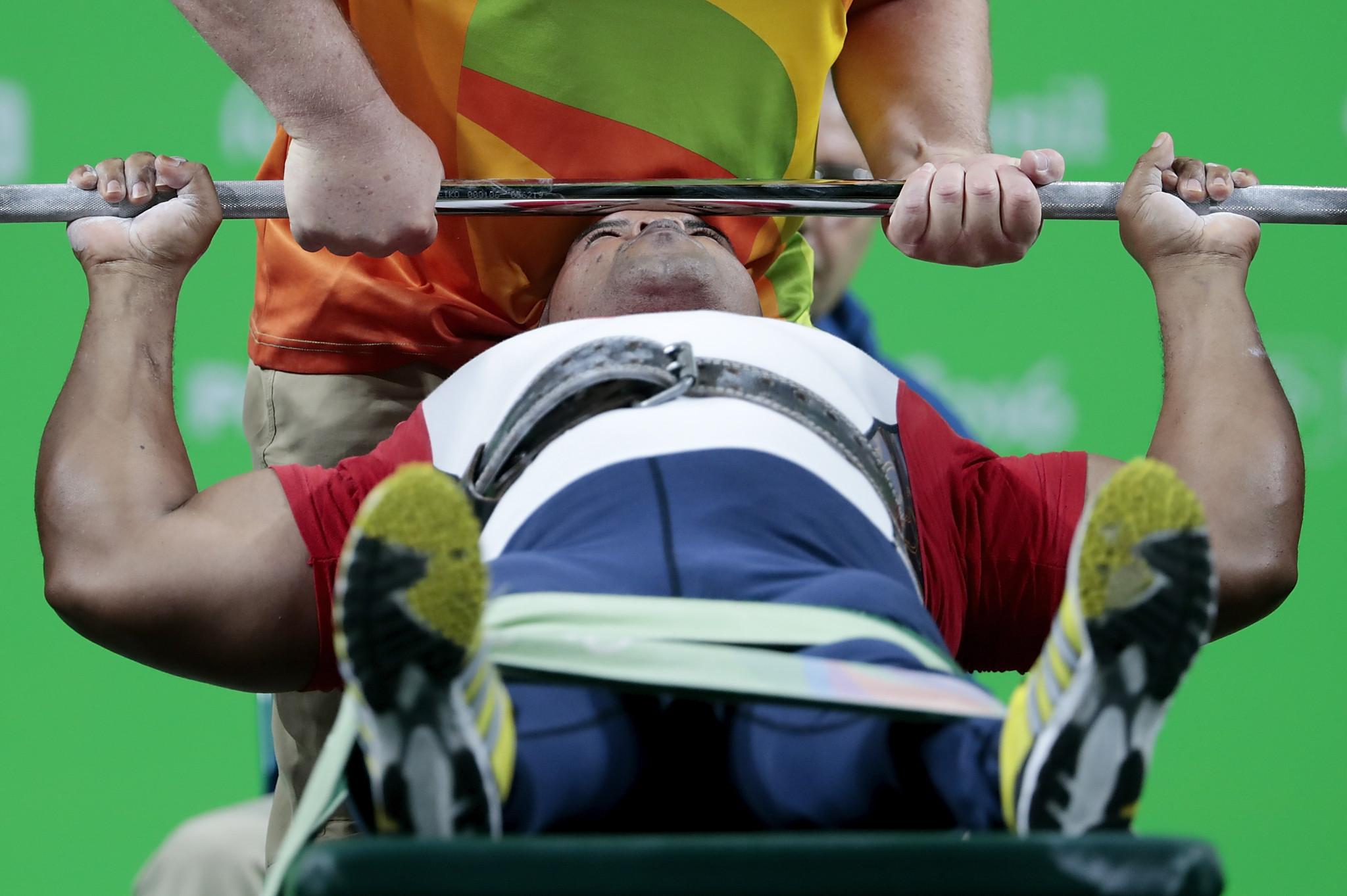 World Para Powerlifting World Cup season poised to start in Bogota
