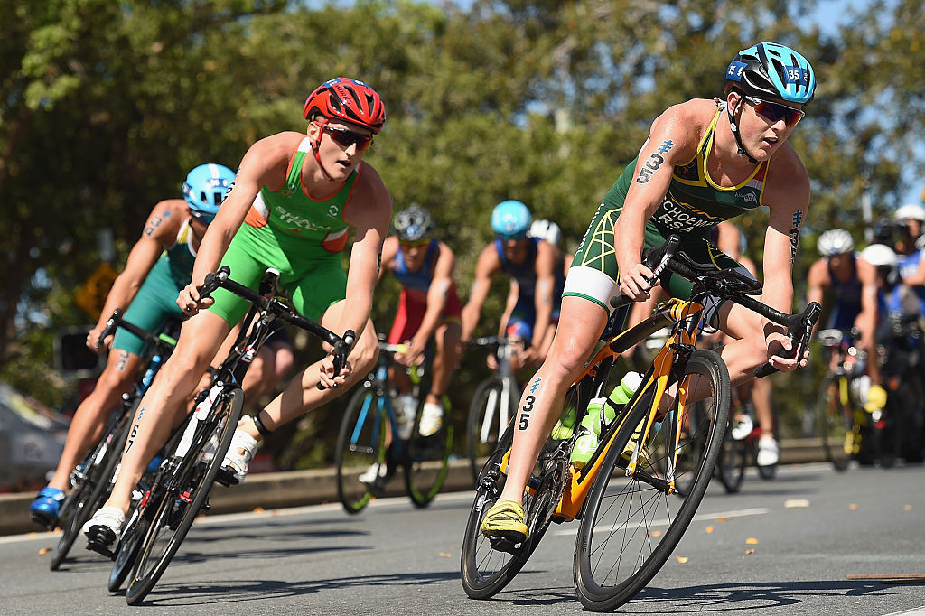 The World Triathlon Series calendar has been affected by the COVID-19 pandemic ©Getty Images