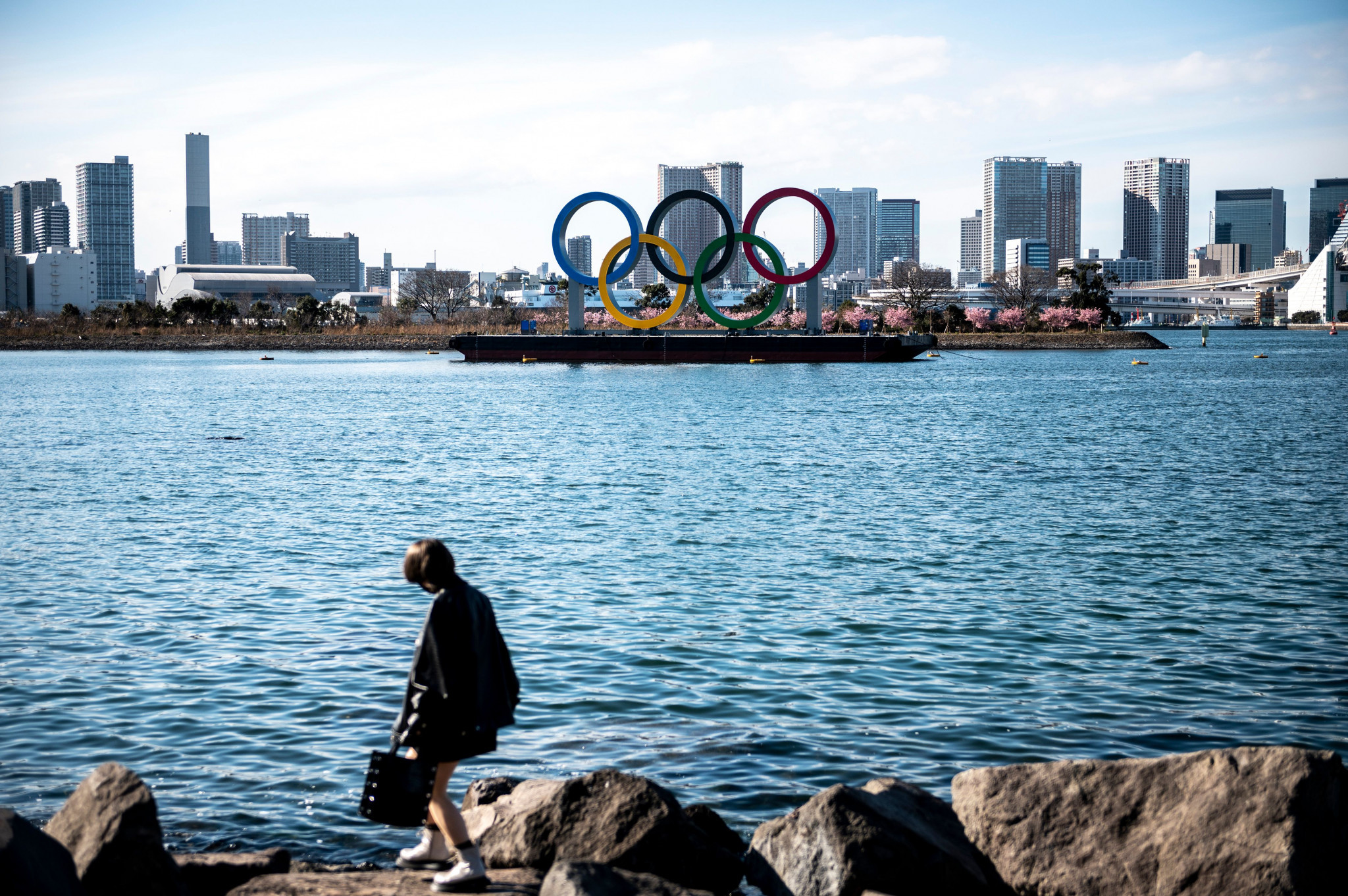 International spectators appear unlikely to be able to attend the Games ©Getty Images