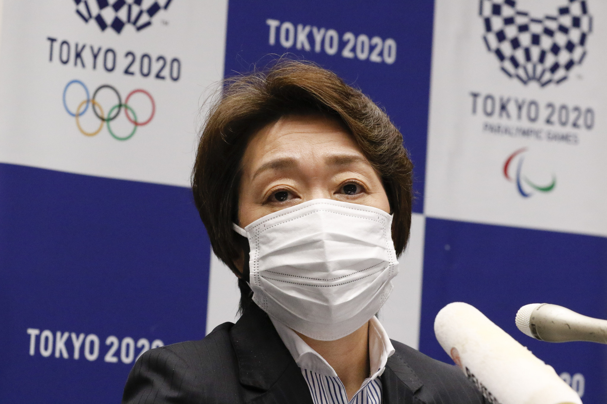 Tokyo 2020 President Seiko Hashimoto has said she wants to help boost support for the Games ©Getty Images