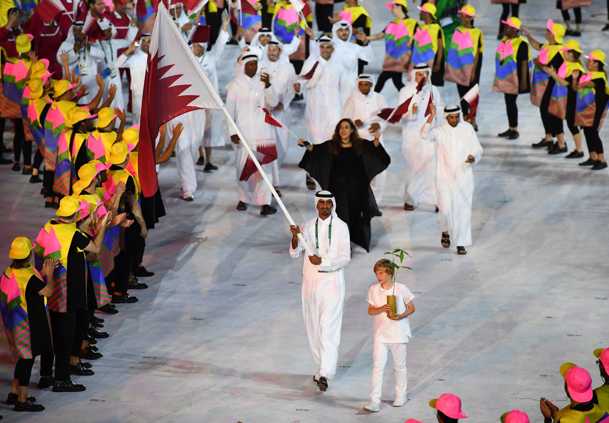 Qatar Olympic Committee reiterates commitment to remain in dialogue with IOC over 2032 Olympics