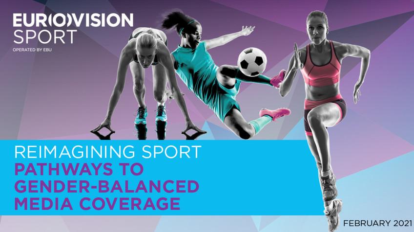 Eurovision Sport announce gender balanced media coverage handbook