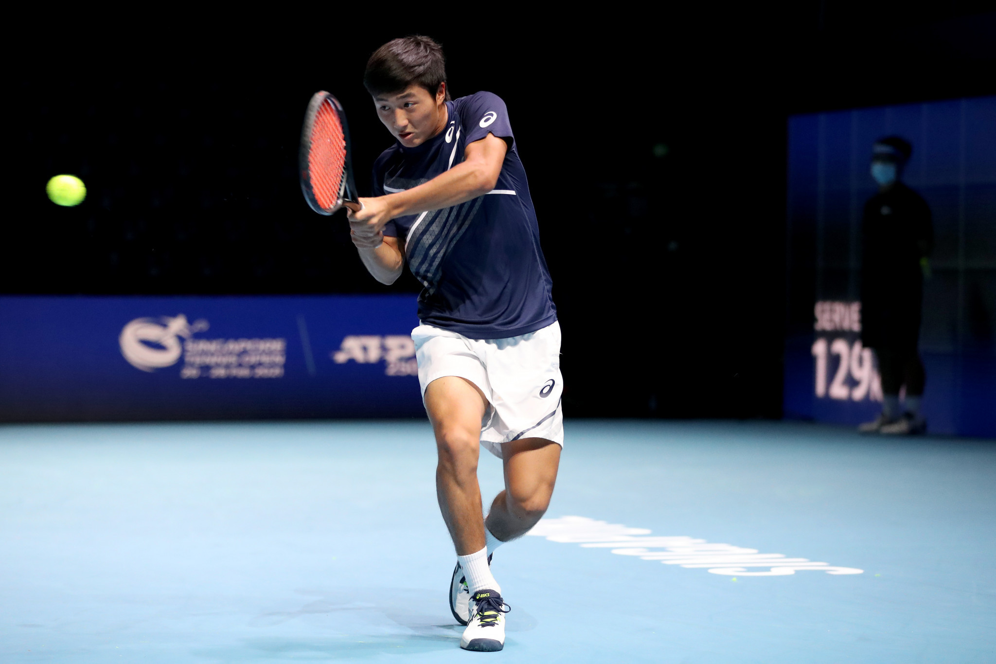 Mochizuki features in Japan's win against Pakistan in Davis Cup World Group I