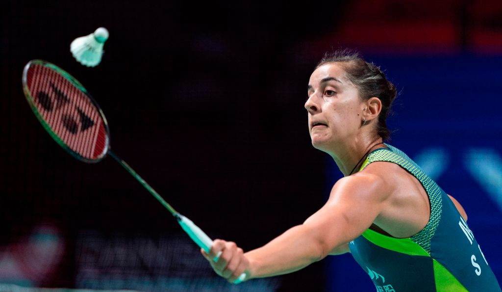 Top seeds Marín and Axelsen earn singles titles at BWF Swiss Open