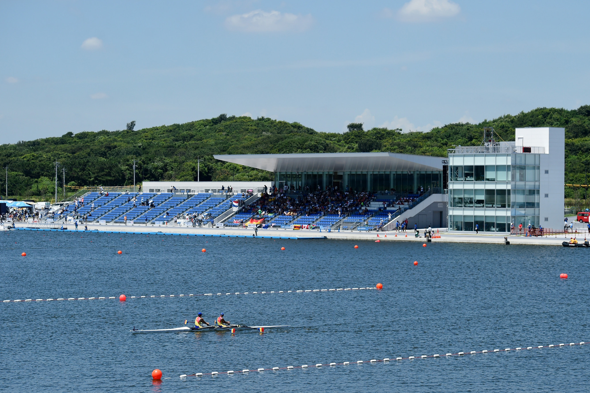 Olympic rowing qualifier in Tokyo given green light as border restrictions set to ease