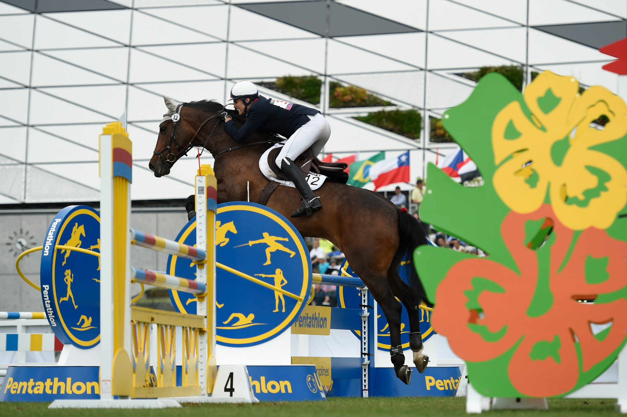 This year's Pentathlon World Cup Final has been moved to Hungary ©Getty Images