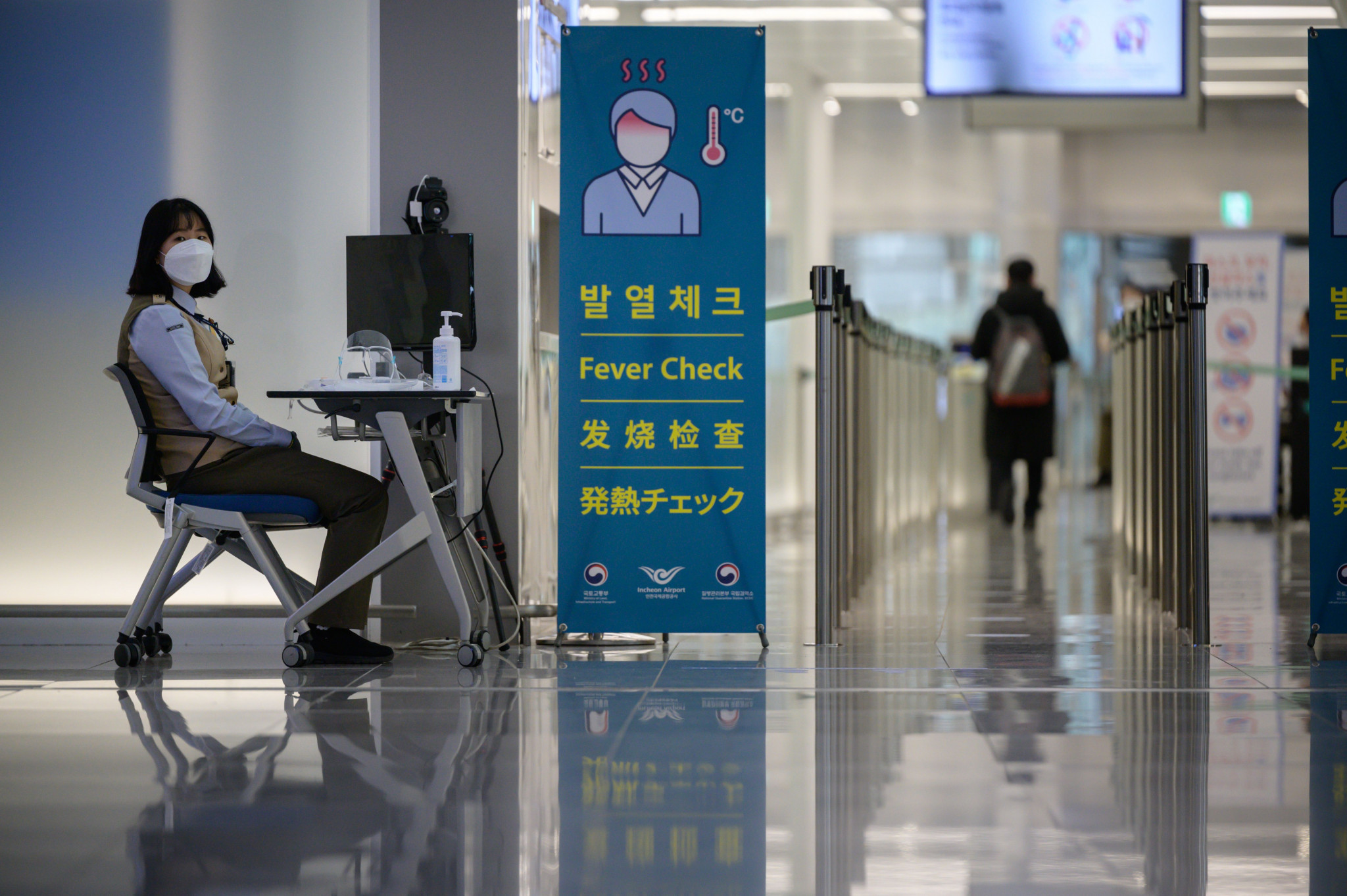 Coronavirus-related entry restrictions led the UIPM to move the Pentathlon World Cup Final away from South Korea ©Getty Images
