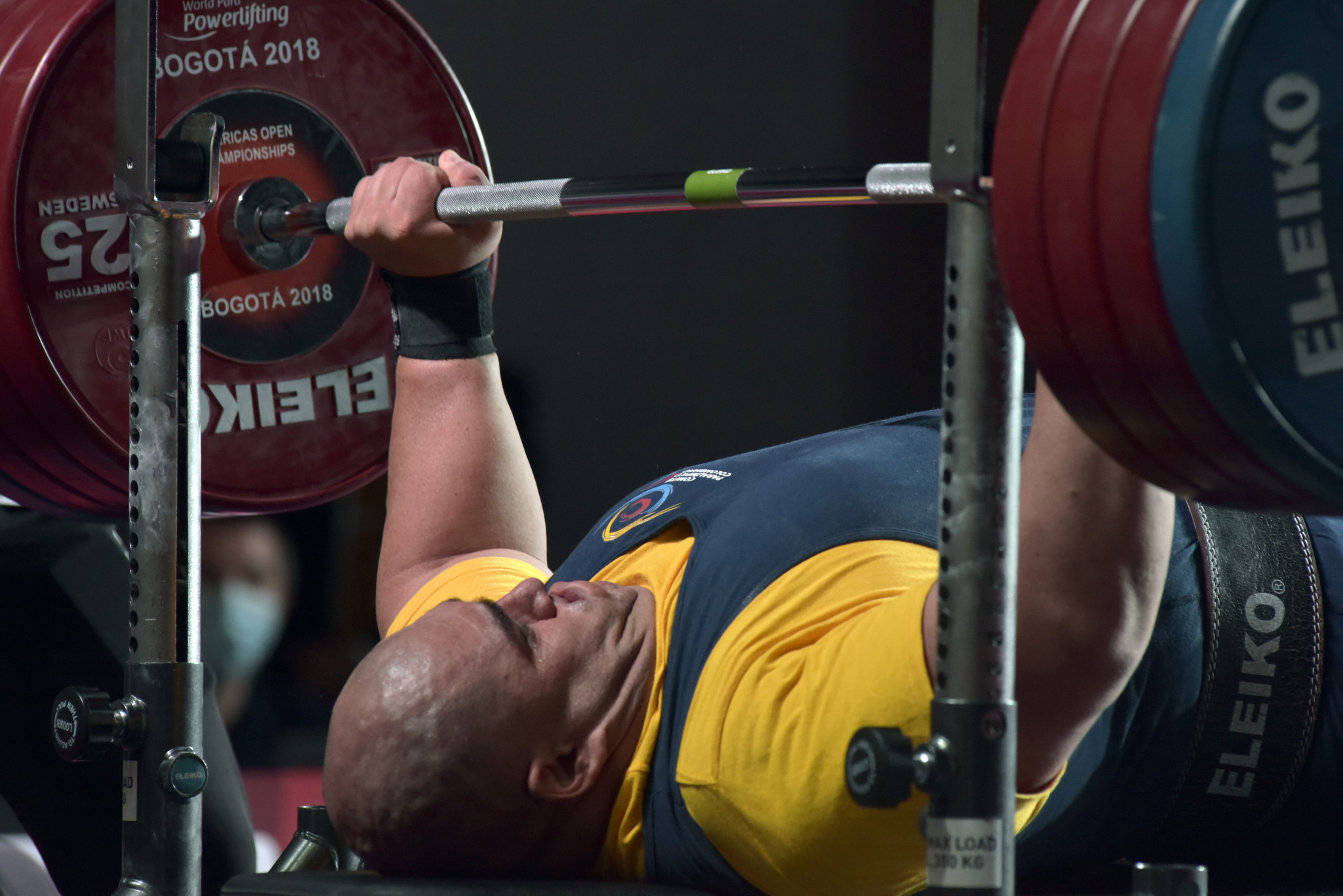 Colombia finish home World Para Powerlifting World Cup with six gold medals