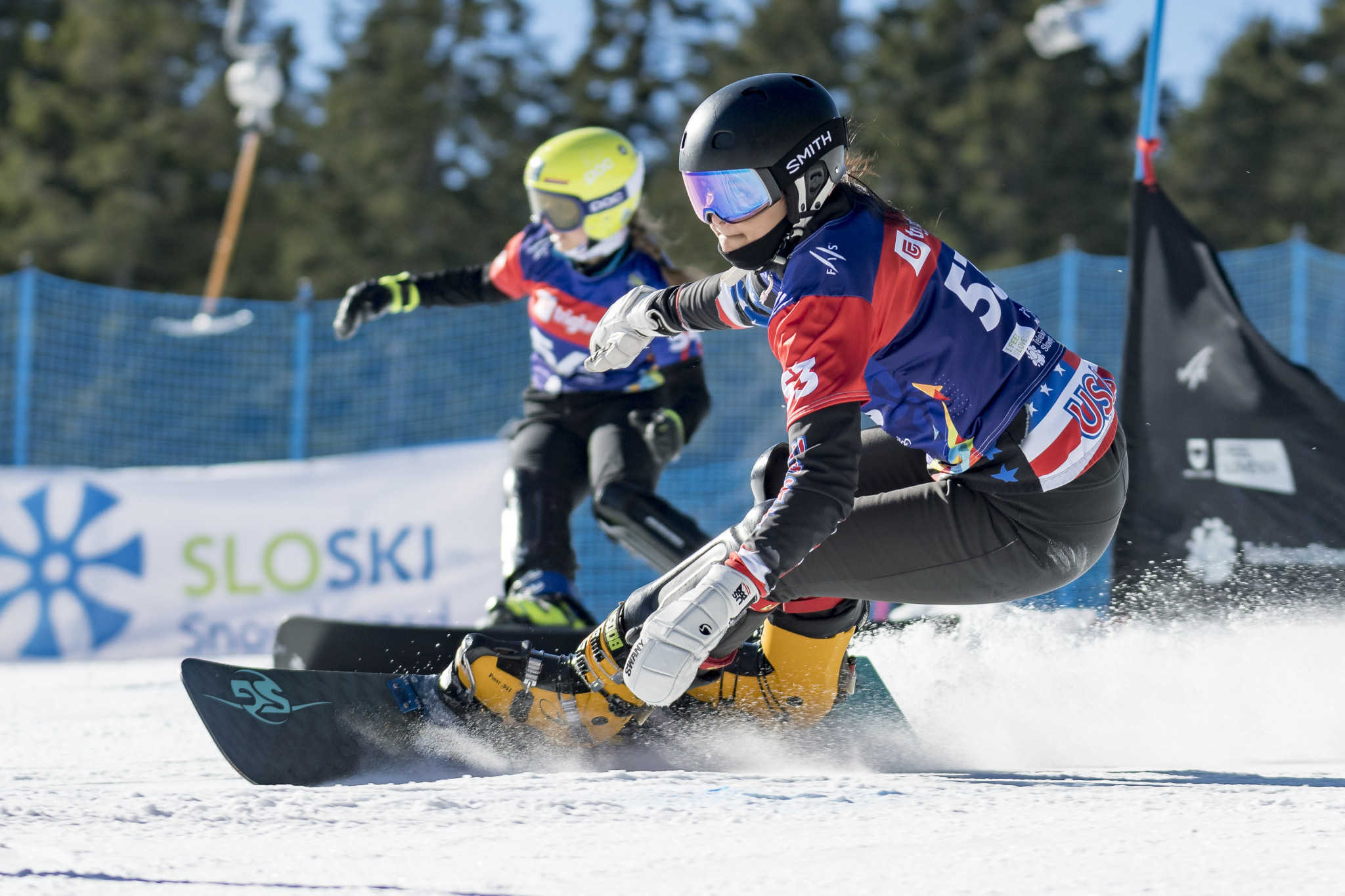 US Ski and Snowboard has announced a four-year partnership with the National Brotherhood of Skiers ©Getty Images