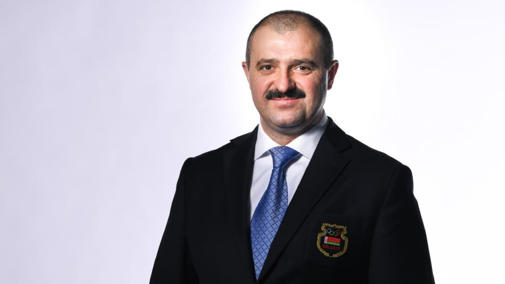 The IOC has refused to recognise the election of Viktor Lukashenko as NOC Belarus President ©NOC Belarus