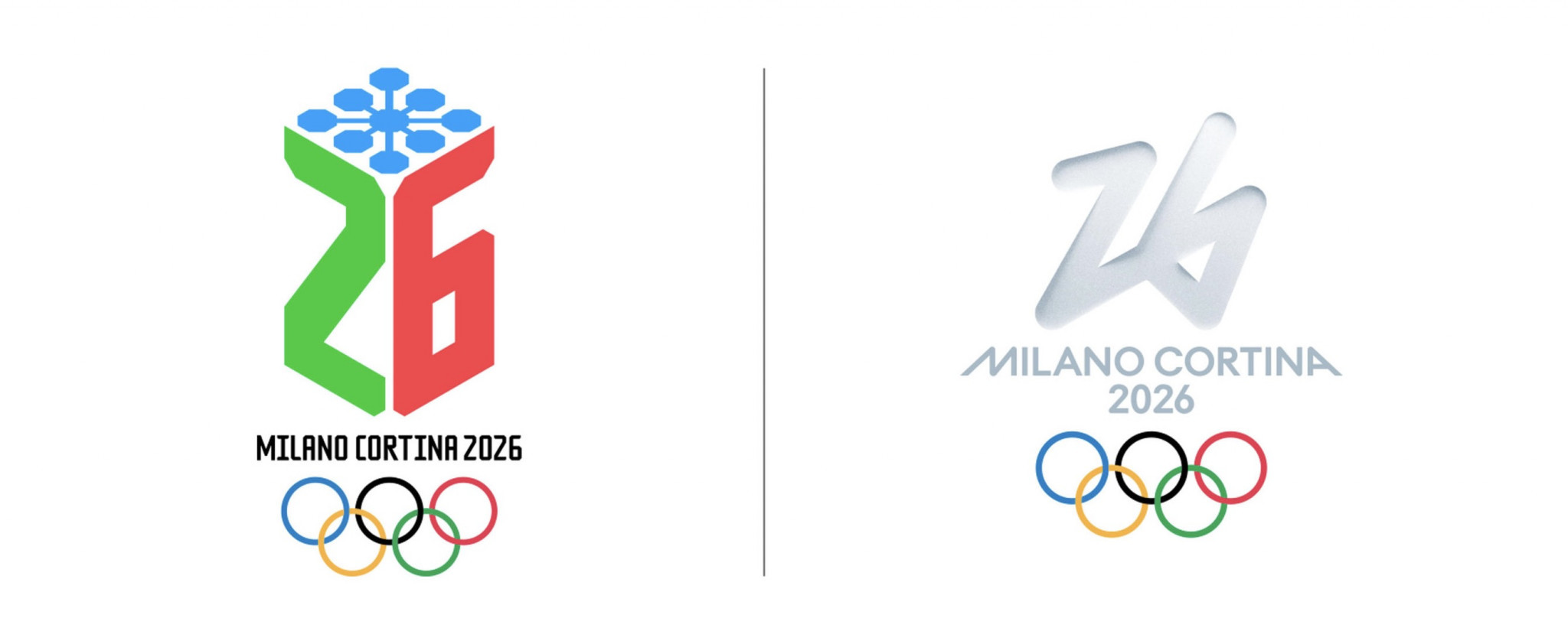 Milan Cortina 2026 opens online vote to decide between two Olympic logos