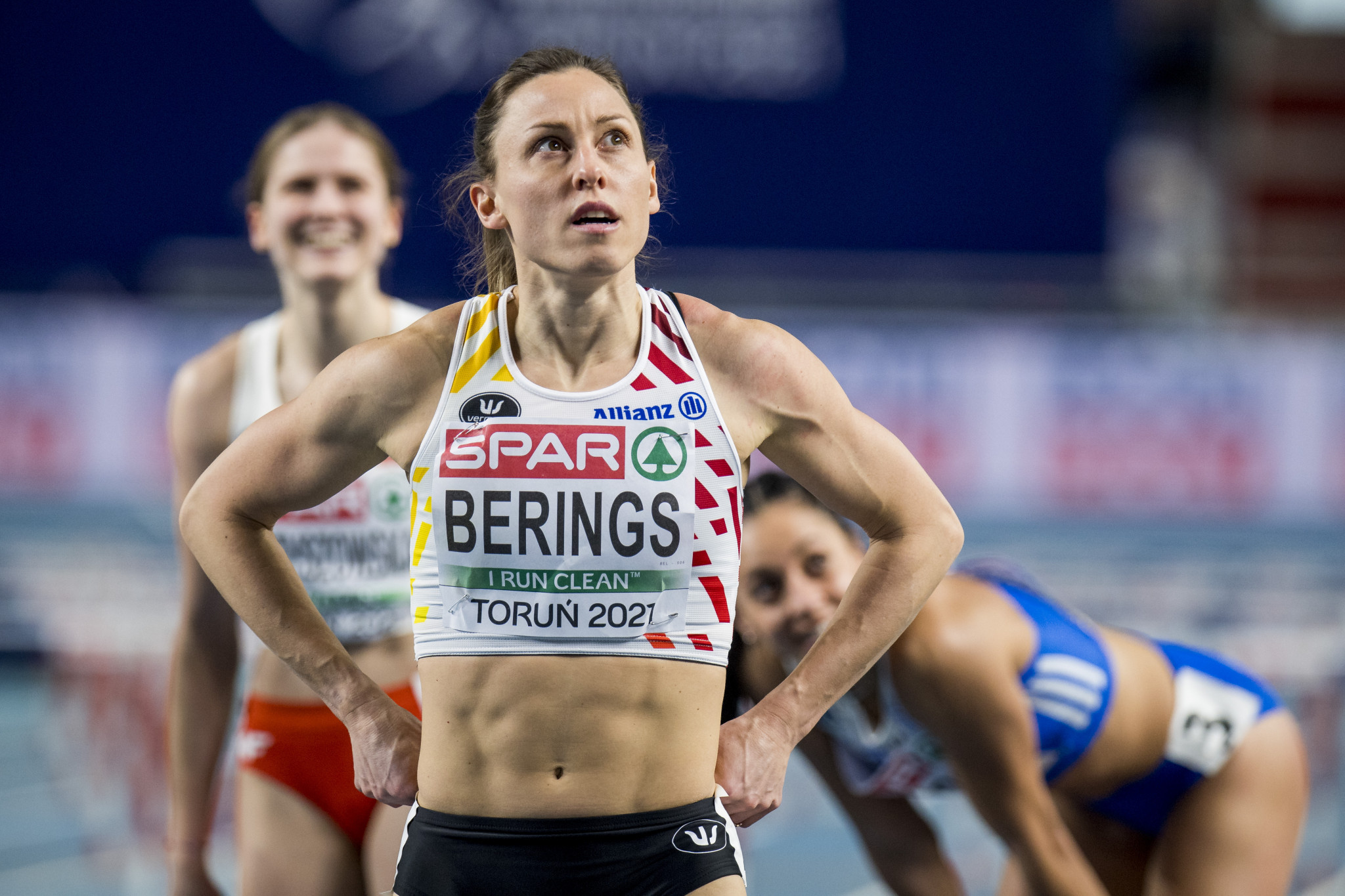 Berings questions COVID-19 testing system at European Athletics Indoor Championships after false positive