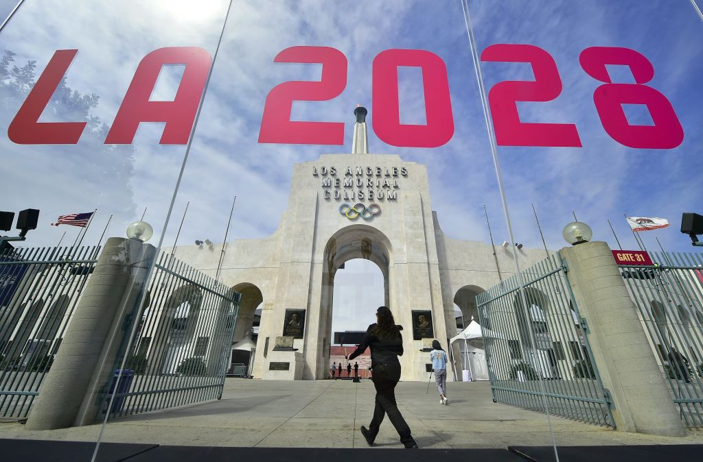 The Coliseum, athletics host for 1984 and 2028 Los Angeles Games, to host Major League Rugby's LA Giltinis