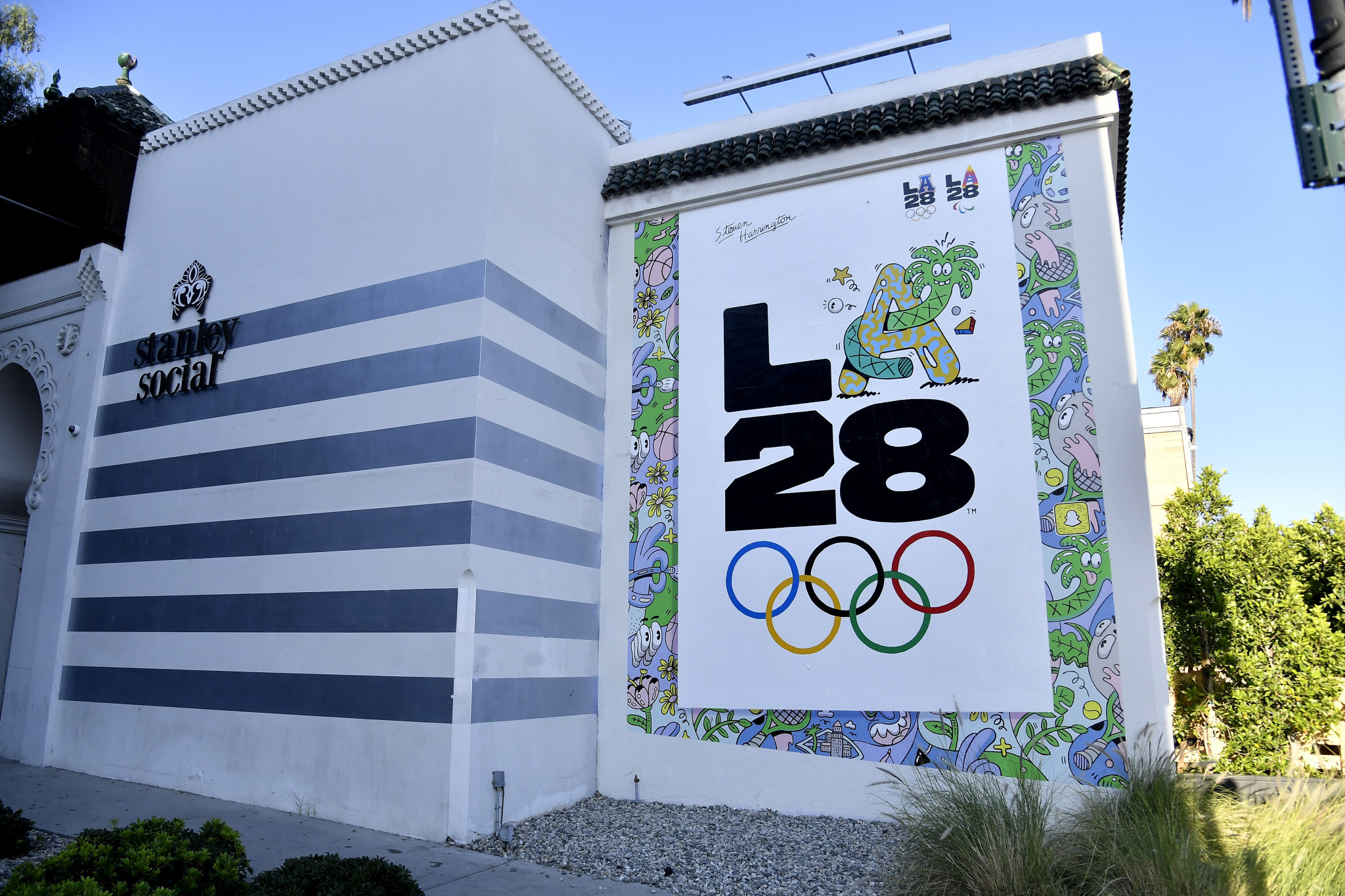 Salesforce named as official partner of Los Angeles 2028 Olympics