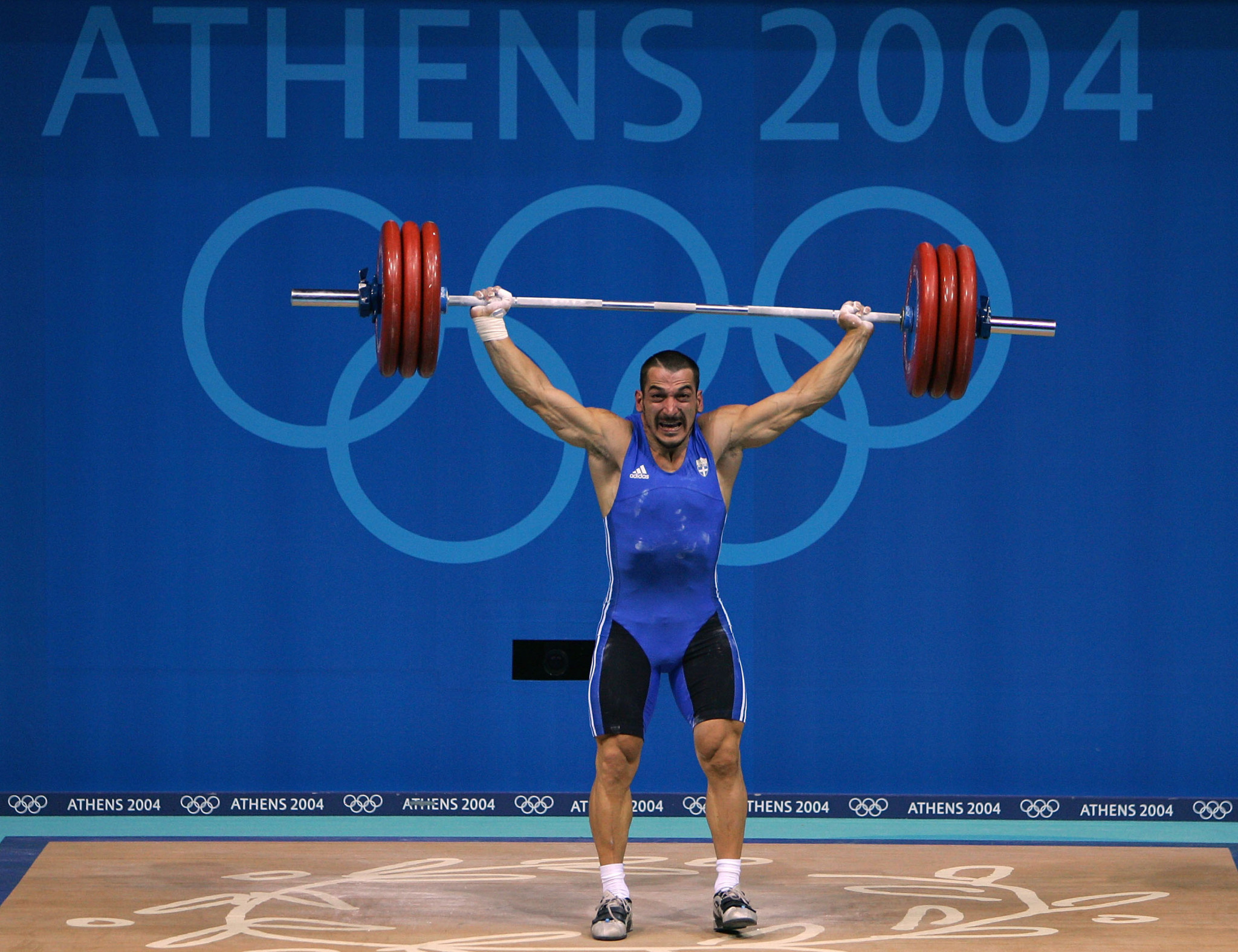 IWF Presidential candidate Pyrros Dimas says the organisation must address the needs of all its members ©Getty Images