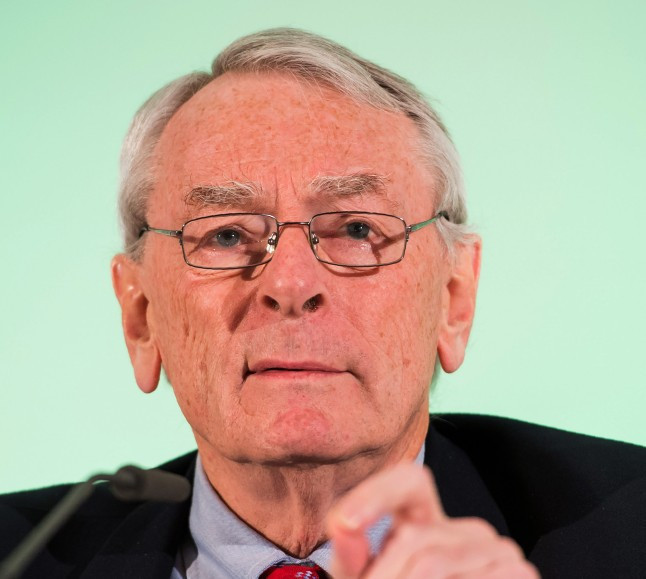 Richard Pound: President Bach's re-election will come as a relief to IOC members