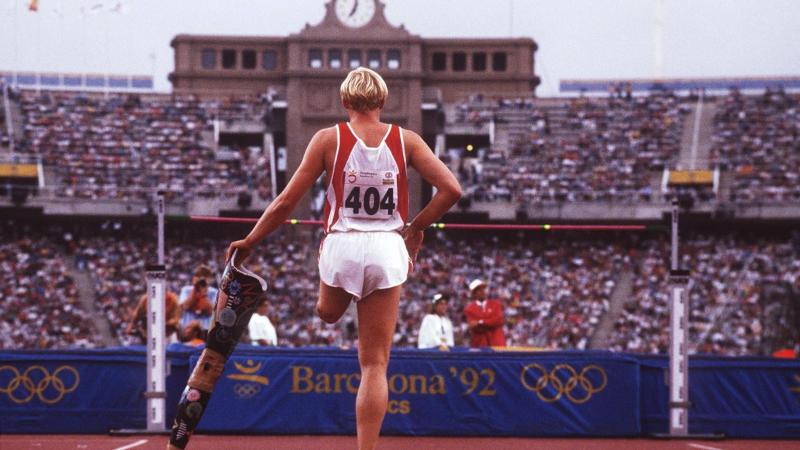 Footage dating back to the Barcelona 1992 Paralympics will be part of egoli Media's new content delivery ©Getty Images