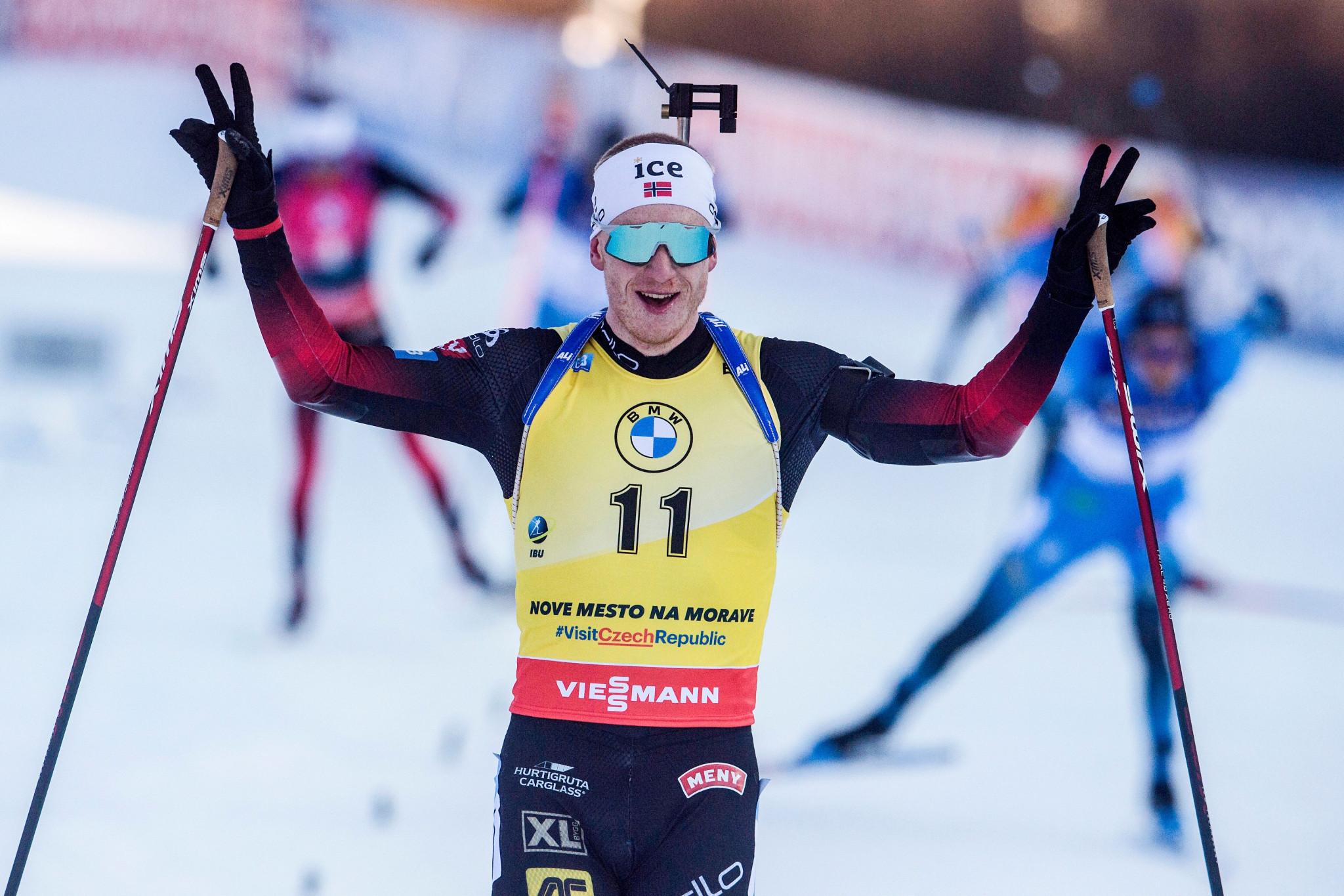 Second IBU Biathlon World Cup weekend in Nové Město na Moravě to start tomorrow