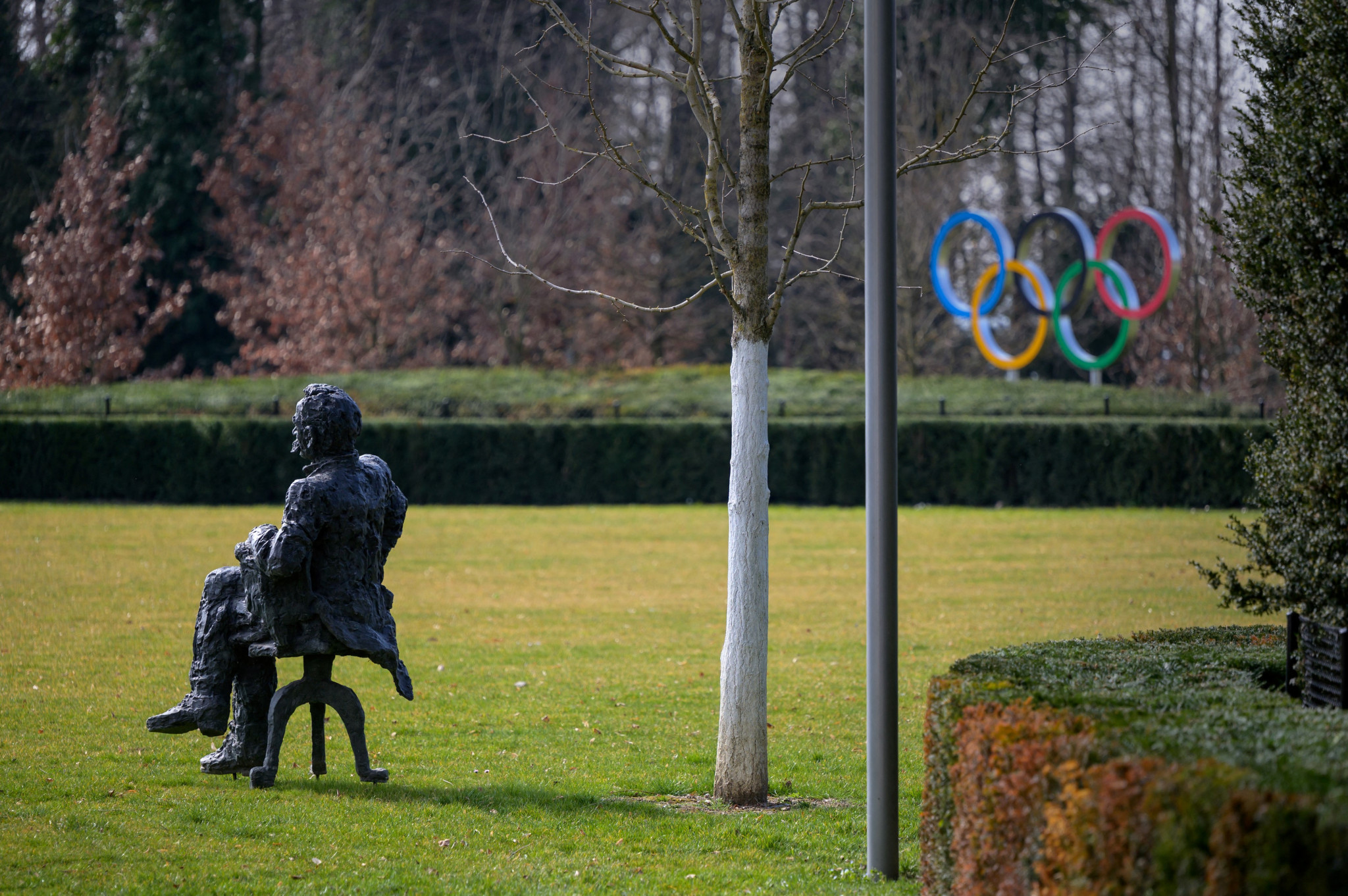 The Olympic motto of Faster, Higher, Stronger was adopted by the founder of the modern Olympic Movement Baron Pierre de Coubertin ©Getty Images