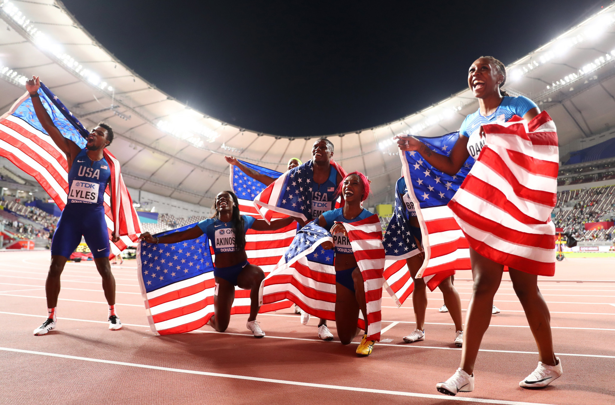 """USOPC chief executive expects American athletes to be vaccinated """"well before"""" Tokyo 2020"""