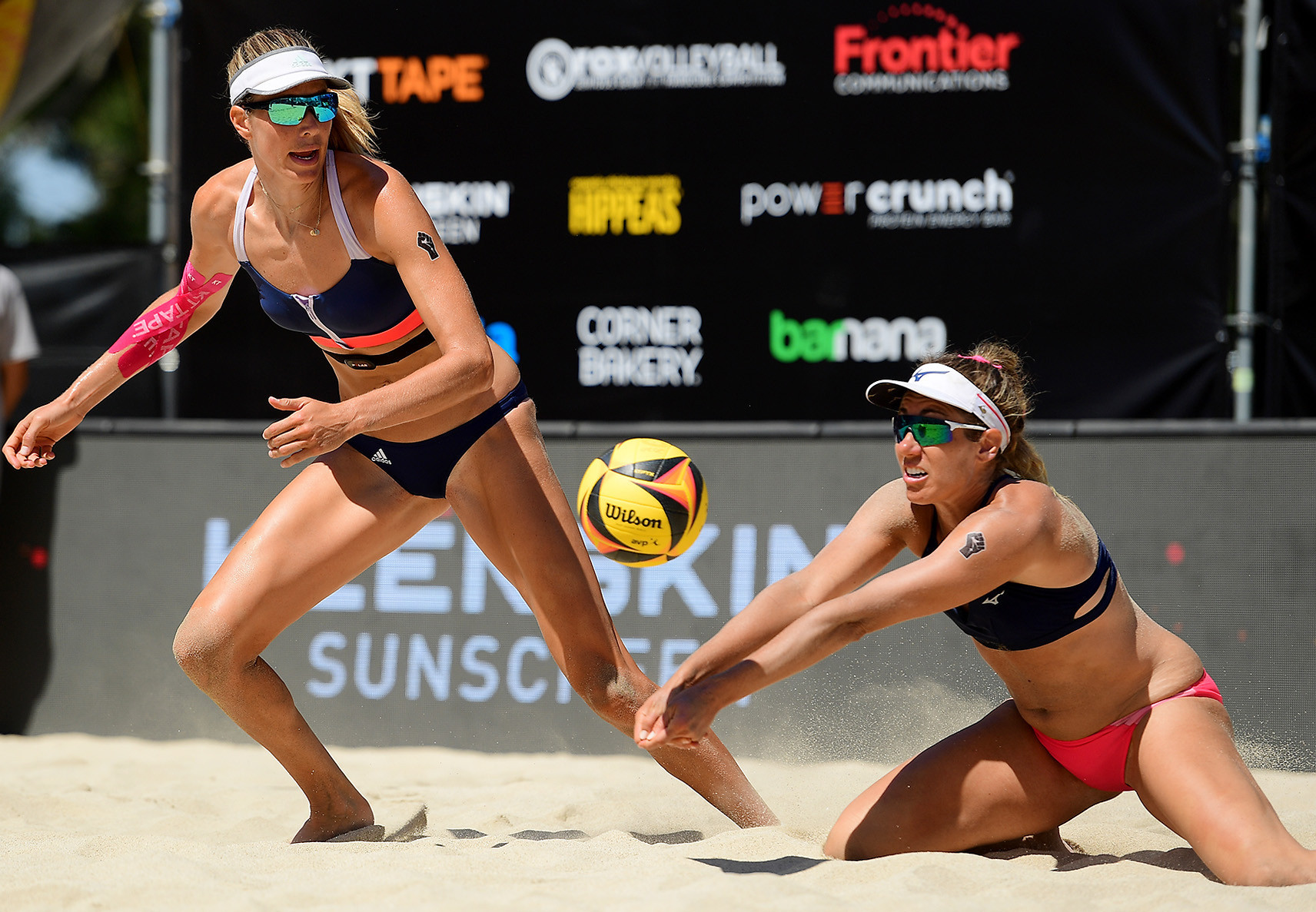 Top two seeds to meet in women's final of Katara Beach Volleyball Cup