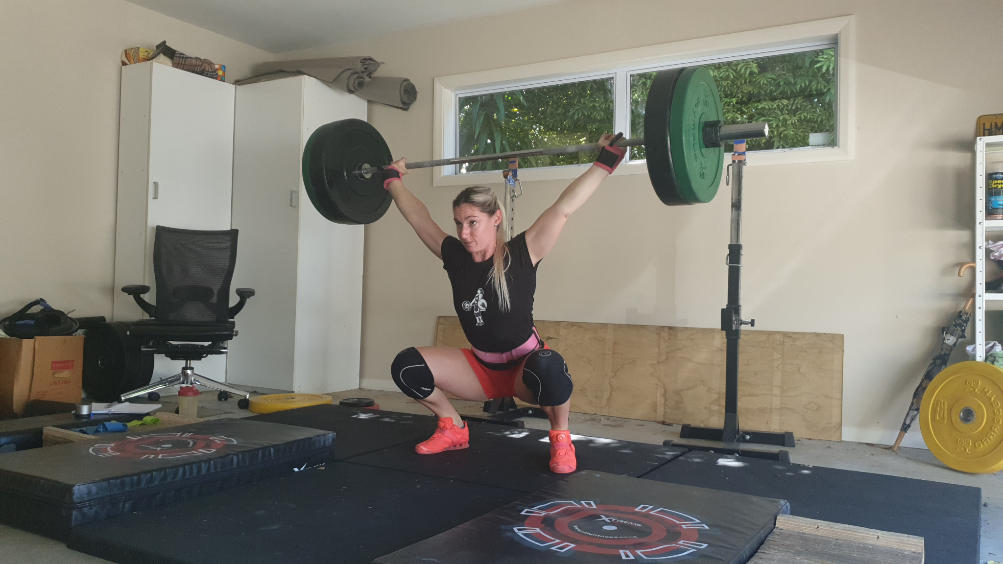 """South African weightlifter barred from travel by COVID-19 warns """"my Olympic dream is at risk"""""""