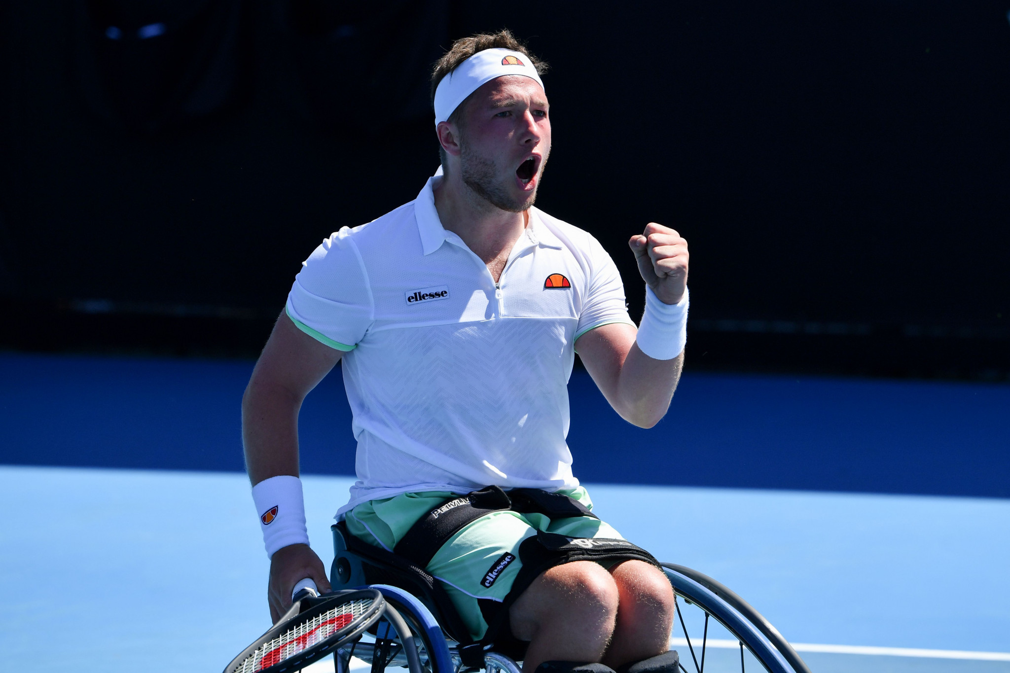 Alfie Hewett is one of over 70 athletes who have qualified for the Tokyo 2020 Paralympics today following the closure of the rankings ©Getty Images
