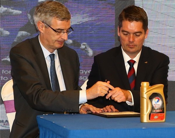 Badminton World Federation signs title sponsorship deal with Total