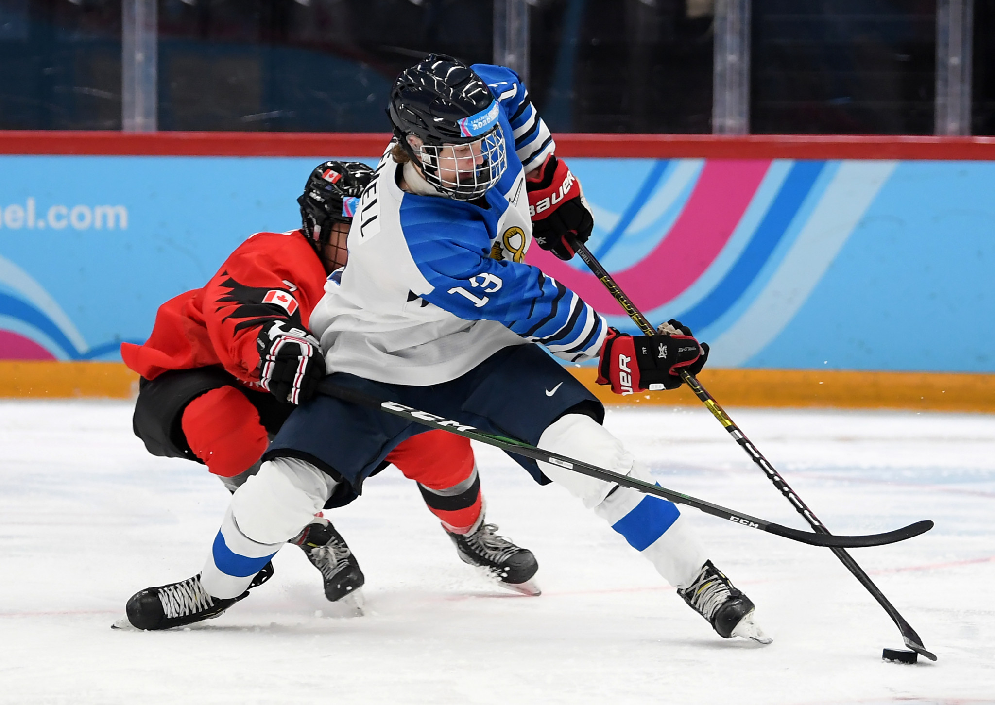 FISU selects countries for ice hockey and curling contests at Lucerne 2021