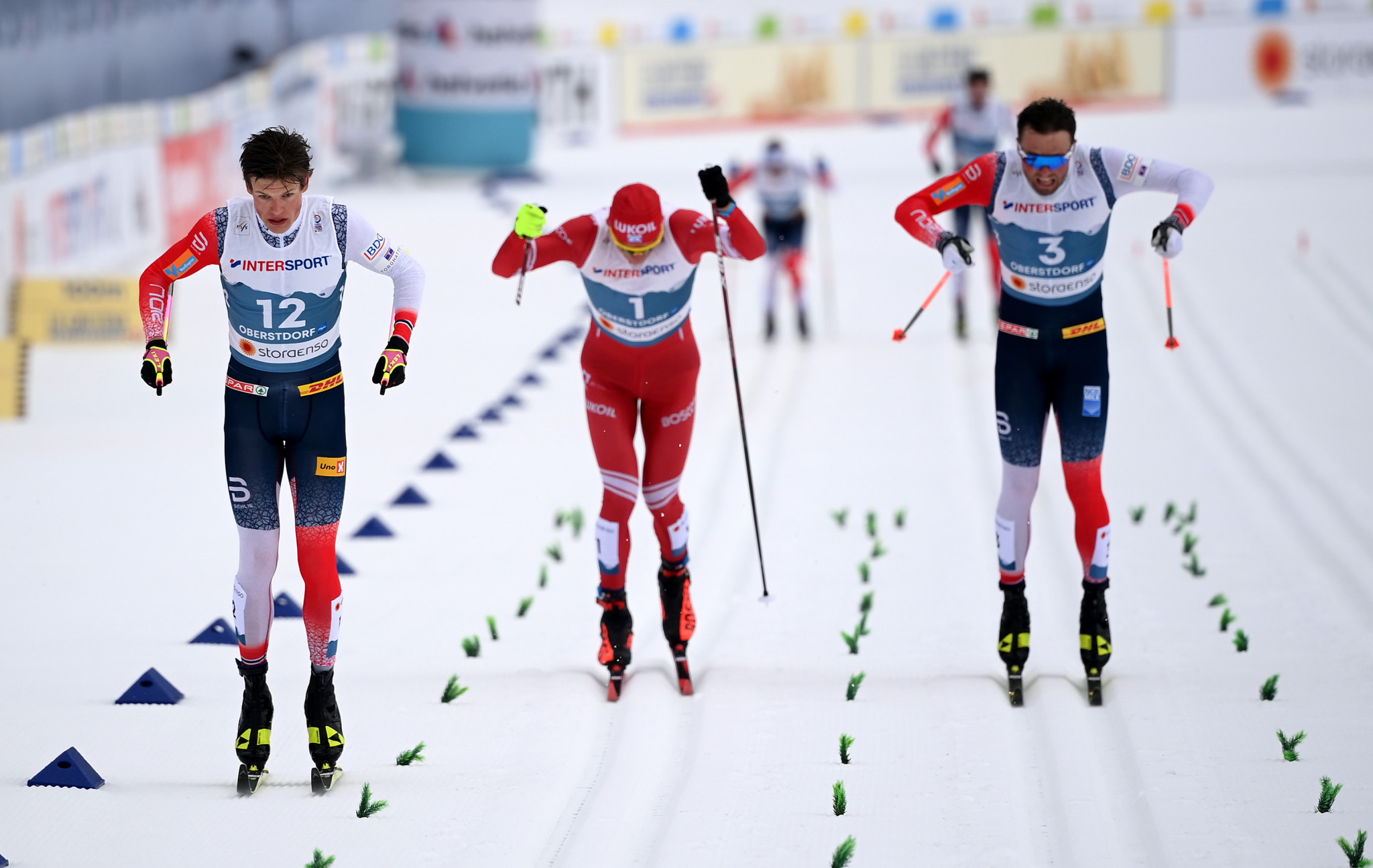 The FIS Cross-Country World Cup is set to conclude in Engadin ©Getty Images