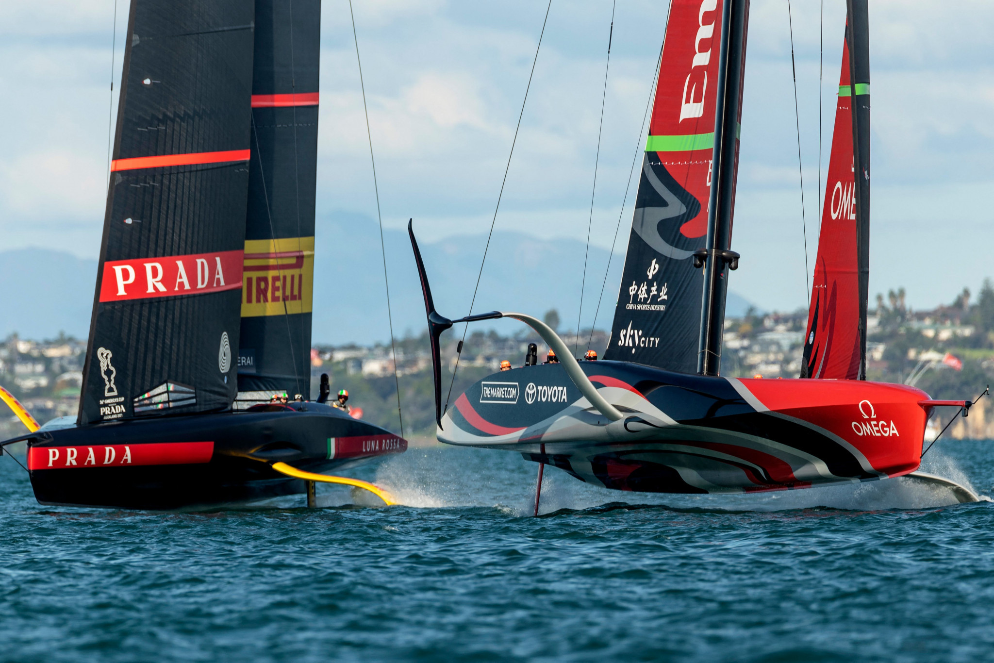 No America's Cup host picked as selection process extended after late Auckland bid