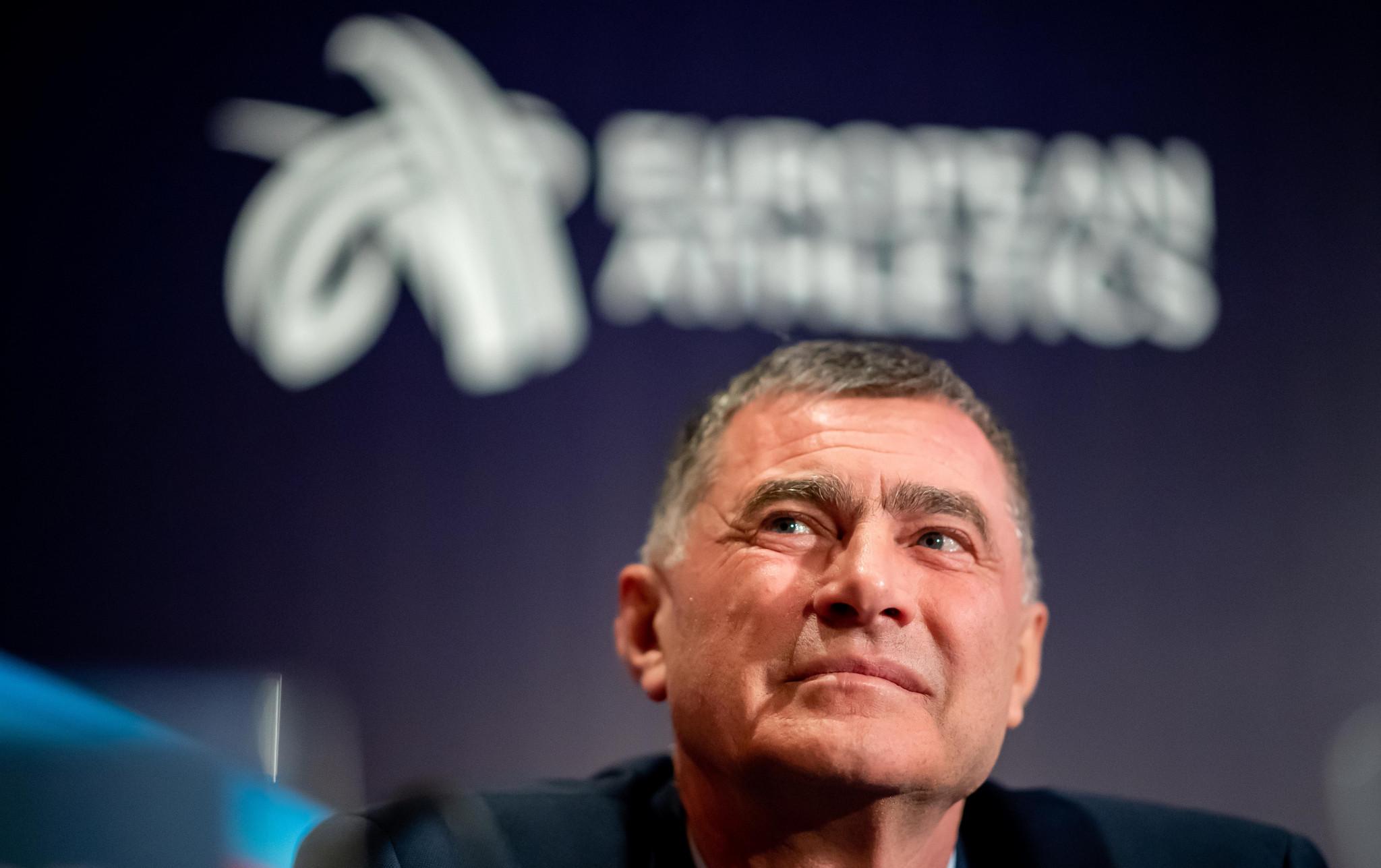 European Athletics Interim President Dobromir Karamarinov believes the Munich 2022 European Championships will be