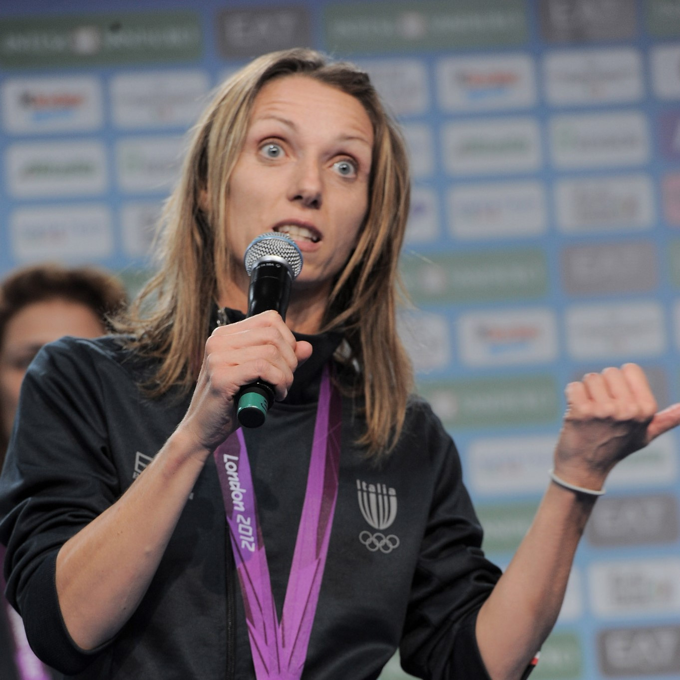 Six-time Olympic champion Vezzali appointed Italy's undersecretary for sport