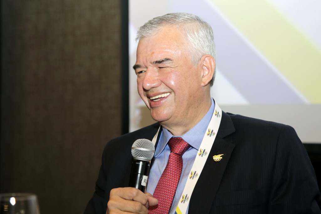 Solano elected President of the Colombian Olympic Committee