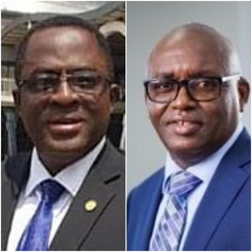 Mensah facing Akpokavie challenge in Ghana Olympic Committee Presidential election