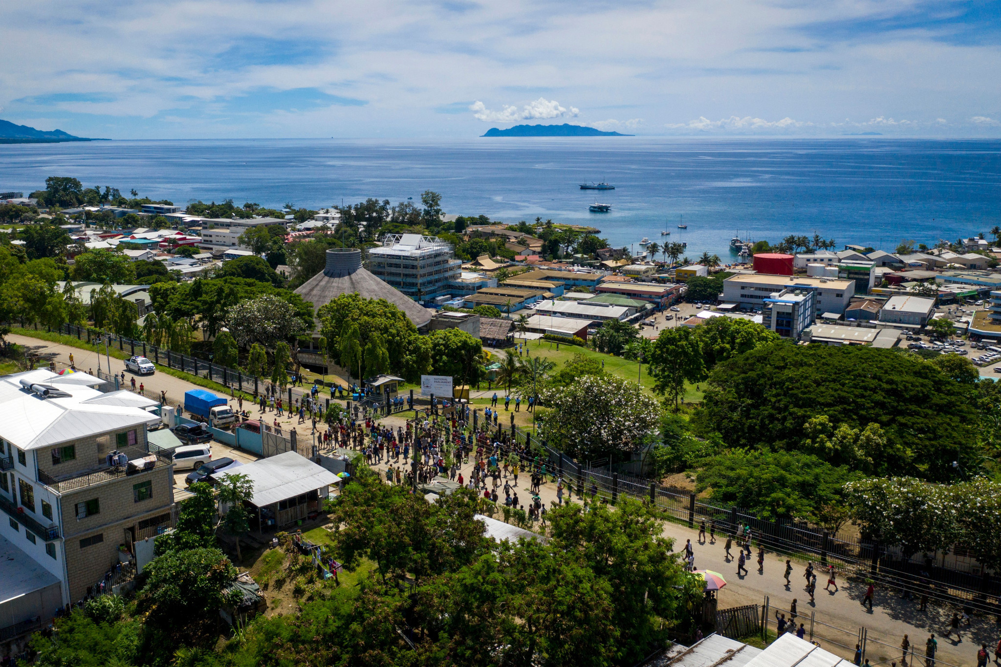 The FIBA Melanesia Cup is a qualifier for the Solomon Islands 2023 Pacific Games ©Getty Images
