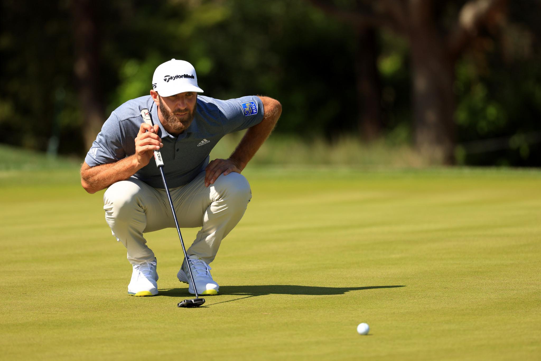 Masters golf champion Johnson confirms plan to skip Tokyo 2020 Olympics