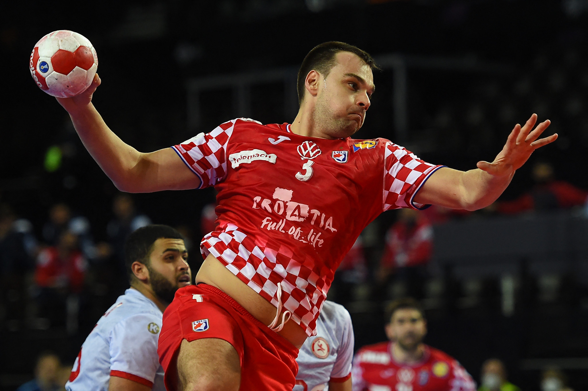 Despite beating Tunisia, Croatia's men's handball team missed out on a place at the Tokyo 2020 Olympics on goal difference ©Getty Images