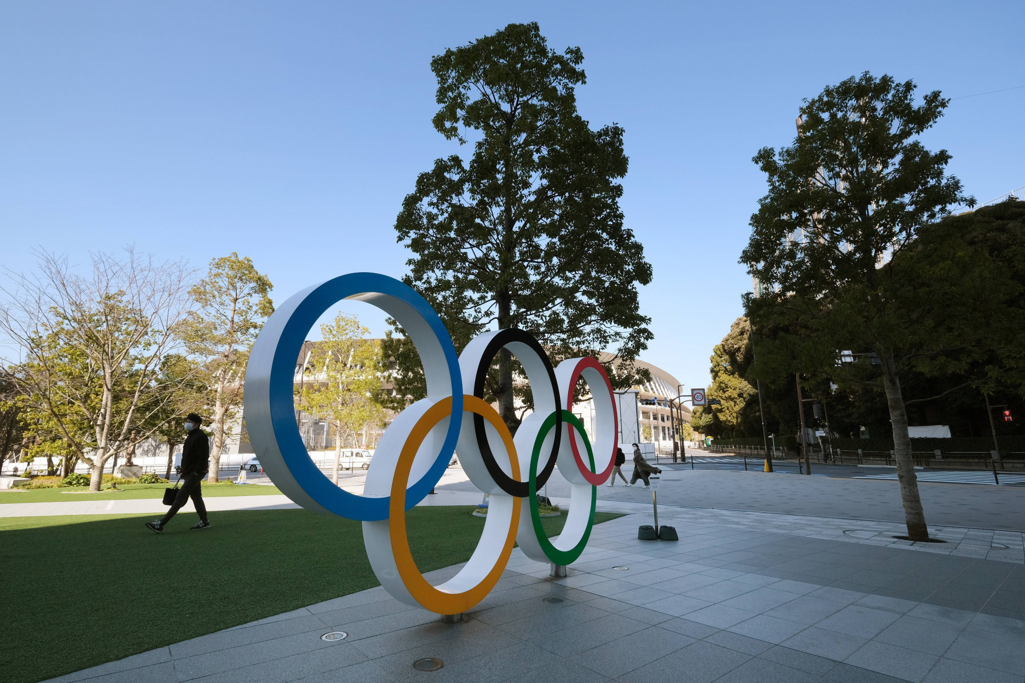 Governments will reportedly be asked to reduce their delegation sizes at Tokyo 2020 ©Getty Images