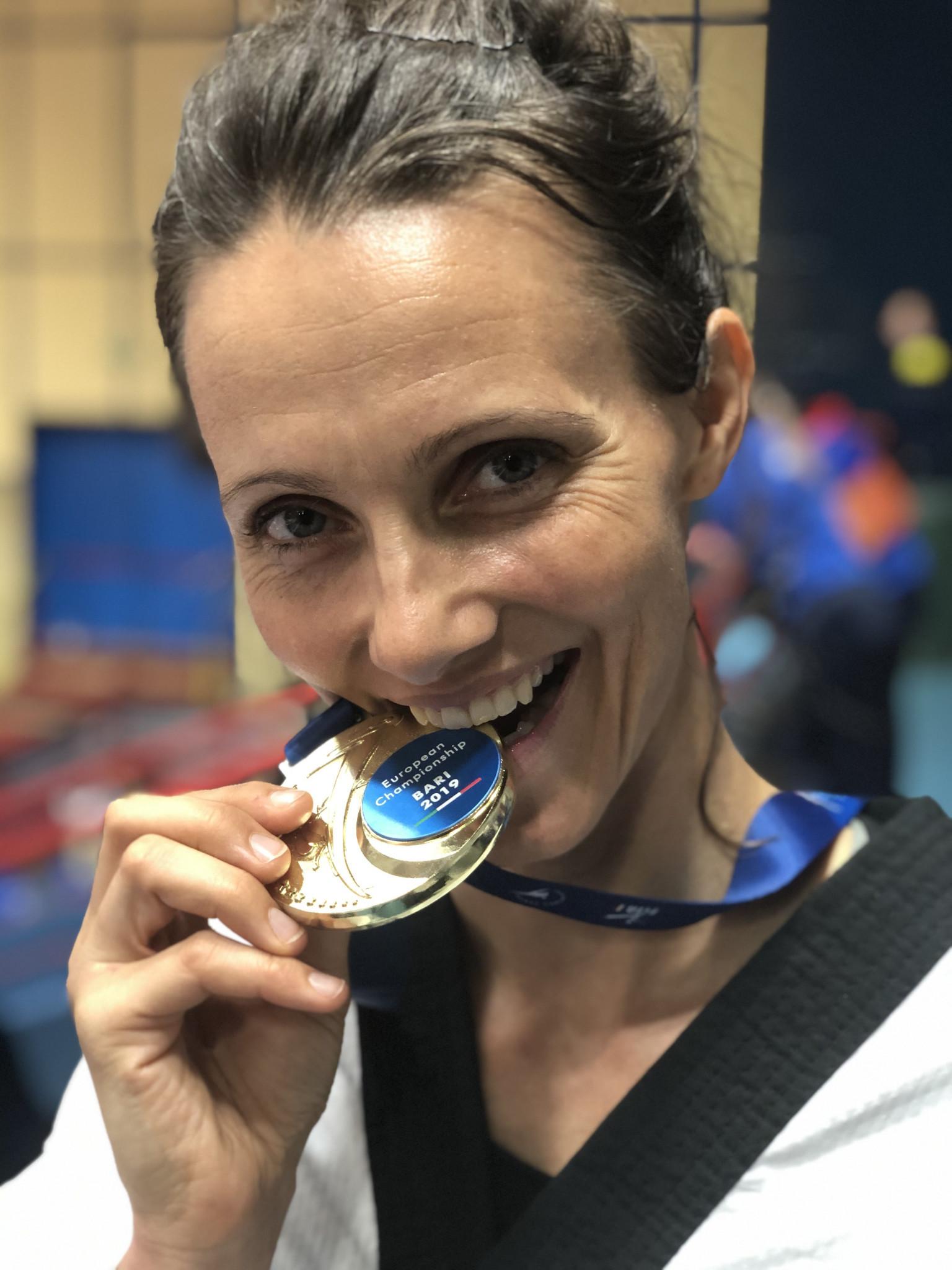 Danish Para-taekwondo player Gjessing tipped to succeed at Tokyo 2020