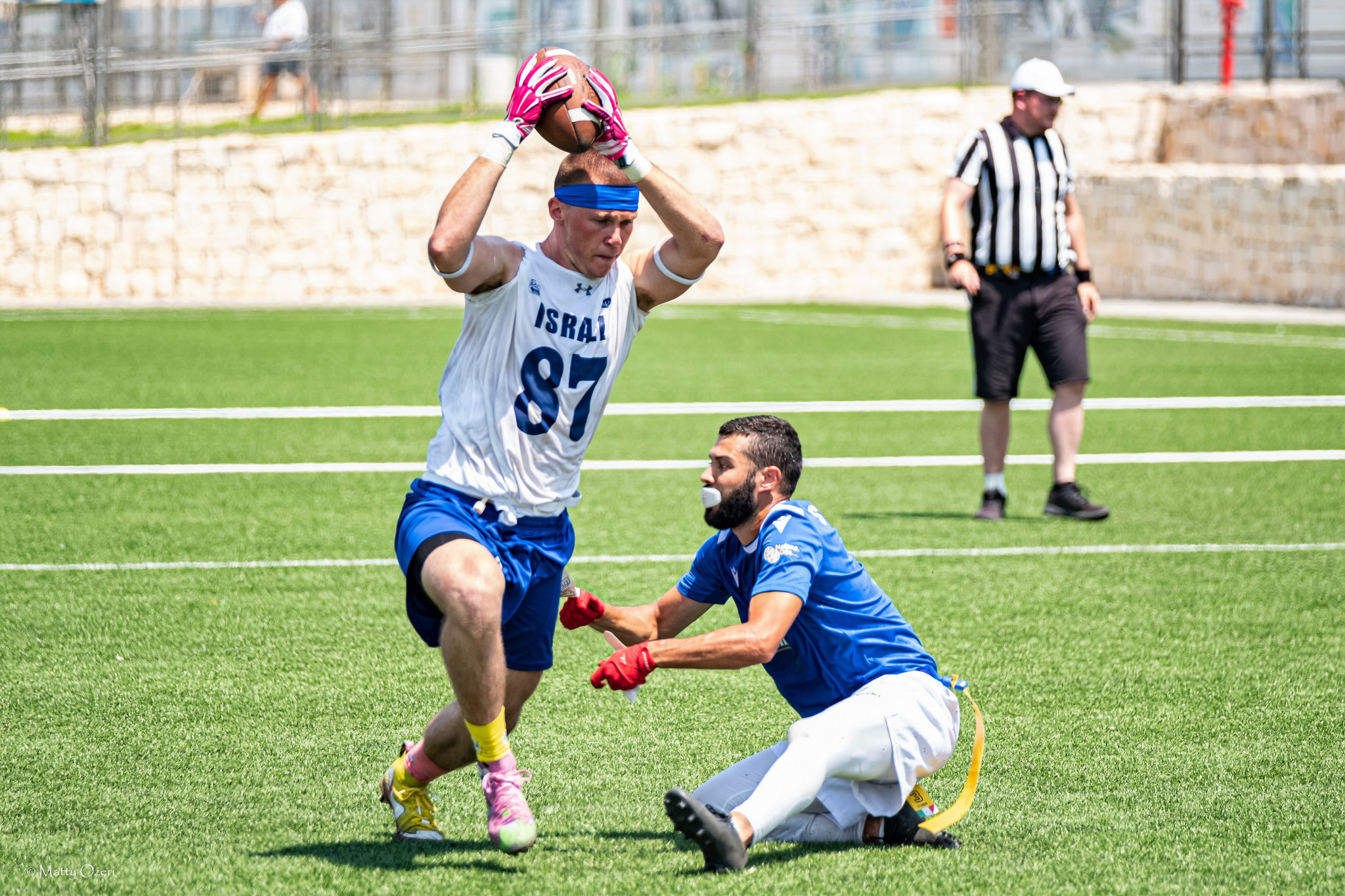 IFAF moves Flag Football World Championships to Israel